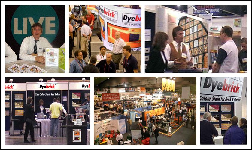 Dyebrick Trade Exhibitions