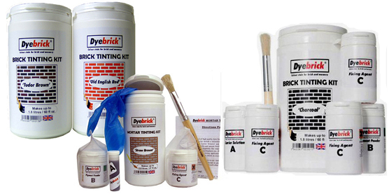 Brick Stain Products