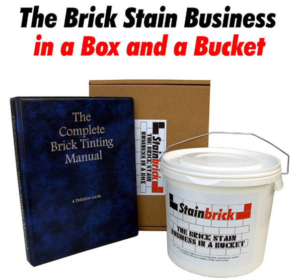 The Complete Brick Tinting Manaul