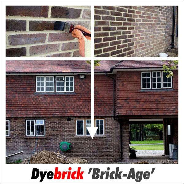 Iron Oxide Brick Dye