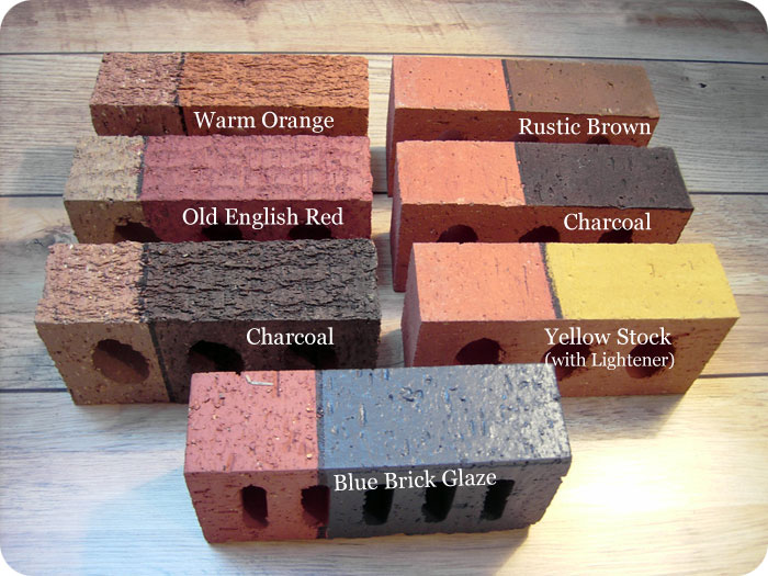 Roly Poly Farm The Lowdown On Staining Brick