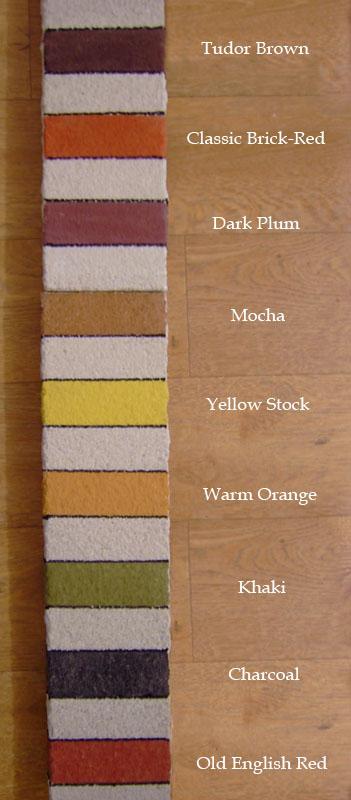 Colour panels dyebrick - Exterior concrete leveling products ...