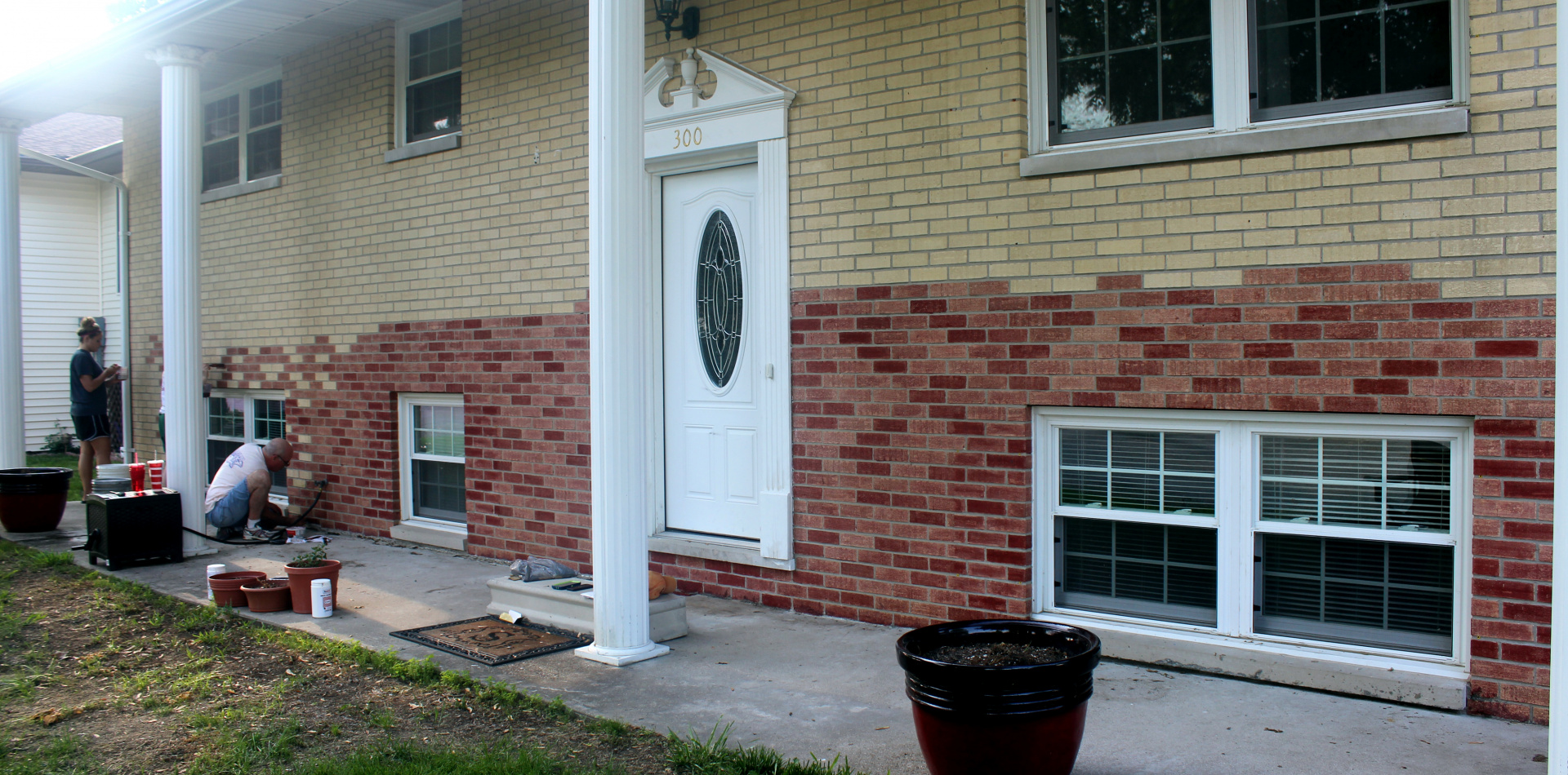 Brick Stain From Dyebrick The Color For
