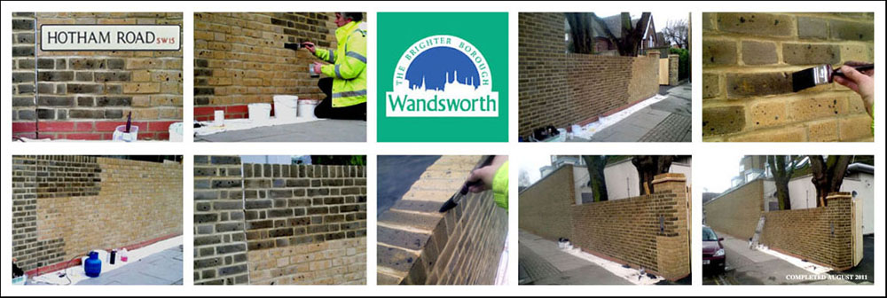 Wandwsorth Borough Planning Dept.